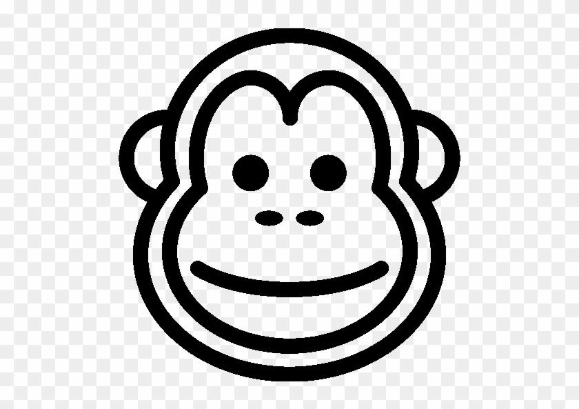 Pixel - Monkey Icon Png #291878