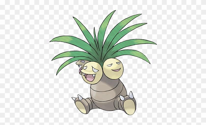 Exeggutor - Pokemon Exeggutor #291936