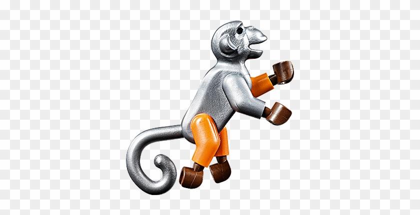 Monkeywretch - Lego Ninjago - Free Transparent PNG Clipart