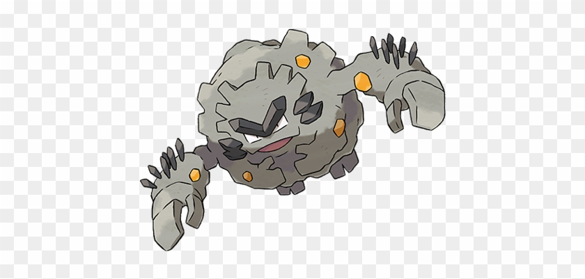 Official Artwork And Concept Art For Pokemon Sun & - Pokemon Sun And Moon Geodude Evolutions #291937