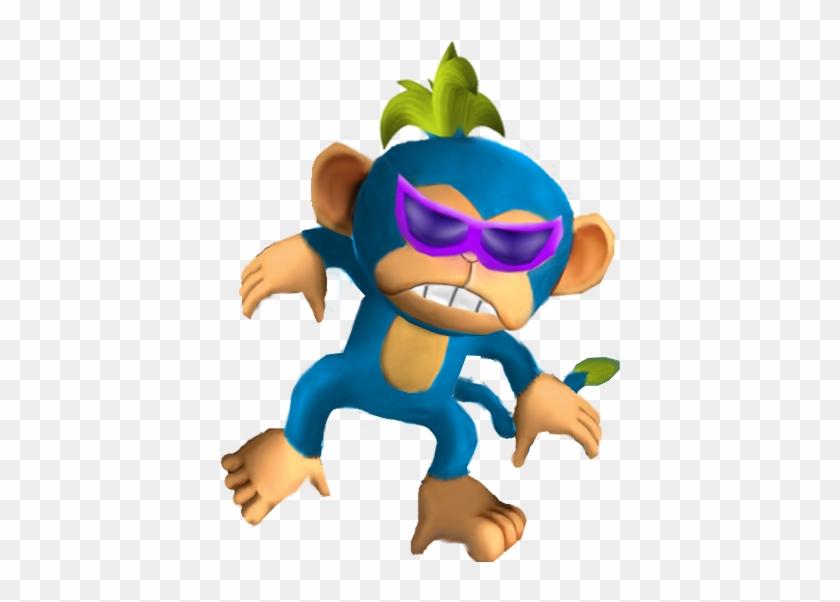 Chimp Mario Galaxy 2 #292018