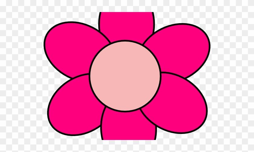 Cartoon Flower Images Flower Cartoon Images Free Download - Pink Cartoon Flowers #292021