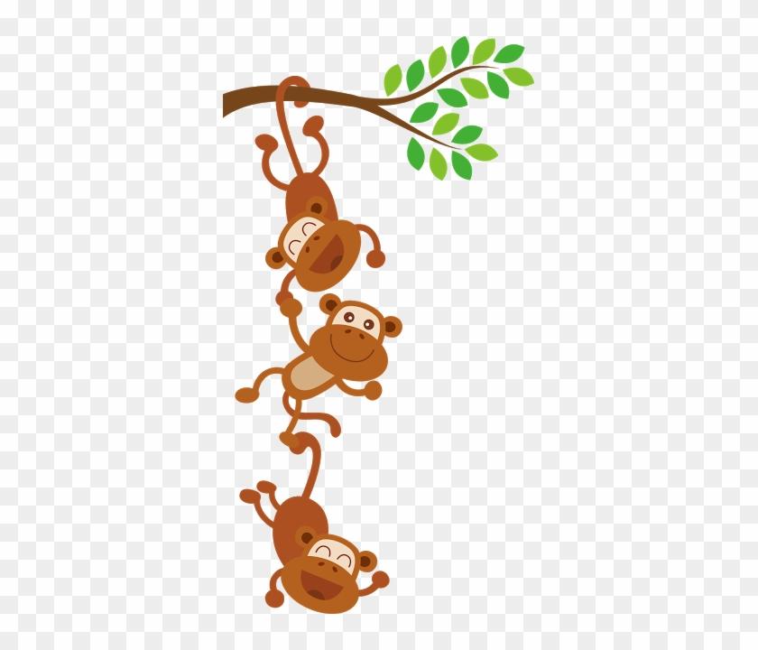 Monkey - Clip Art #292026
