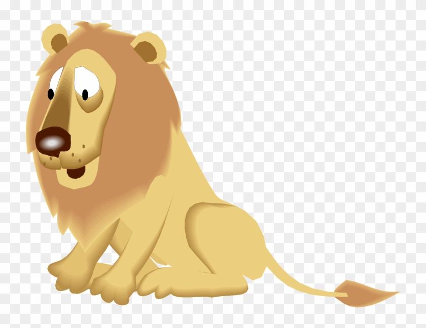 Lion - Vector #292129