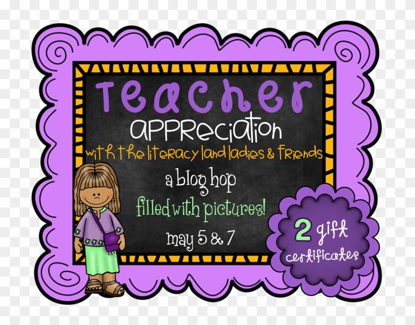 Teacher Appreciation Blog Hop Giveaway - Teacher Appreciation Blog Hop Giveaway #292143