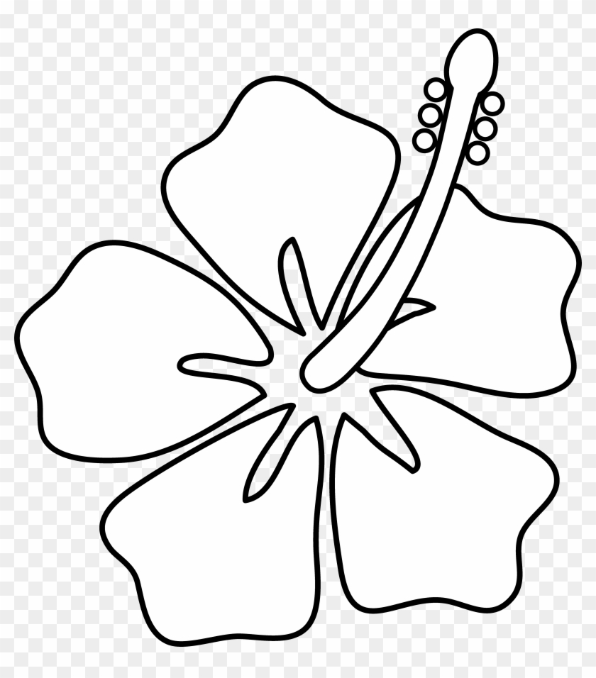 Easy To Draw Flowers #292153
