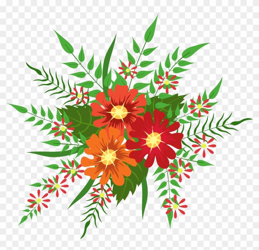 Paper Flower Drawing Clip Art - Paper Flower Drawing Clip Art #292316