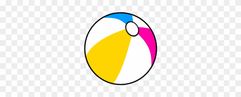 Hello I Am Your Instructor For This Course - Clip Art Beach Ball #292258
