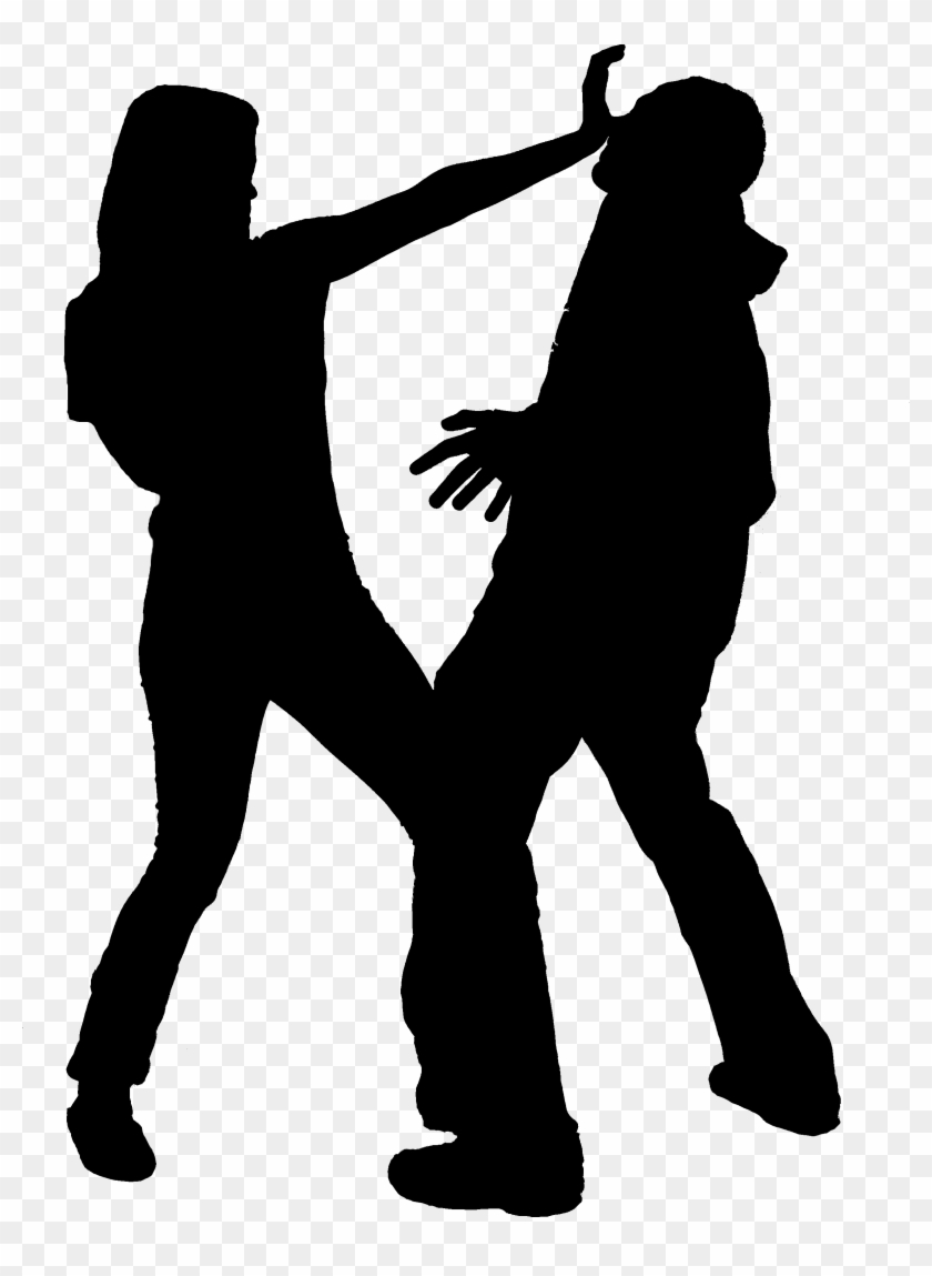 The Women's Self Defense Course Is Taught To Build - Self Defense Clipart Png #292270