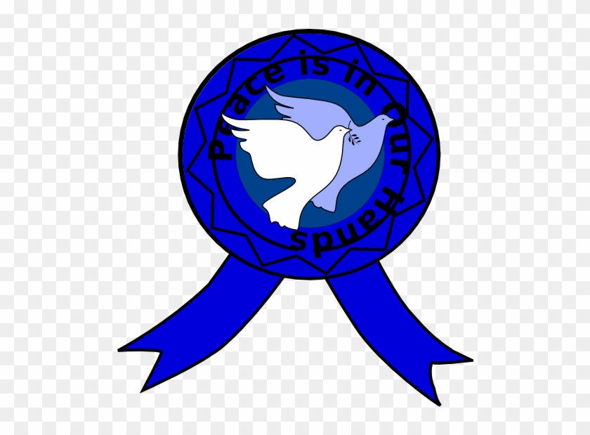 Badge For Homework Svg Clip Arts 600 X 538 Px - Peace Necklace- Dove Necklace-yoga Necklace-pendant #292310