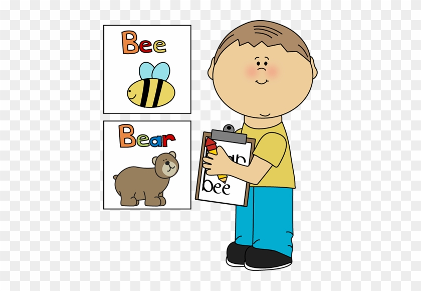 School Clipart My Cute Graphics - Write The Room Center Clipart #292390