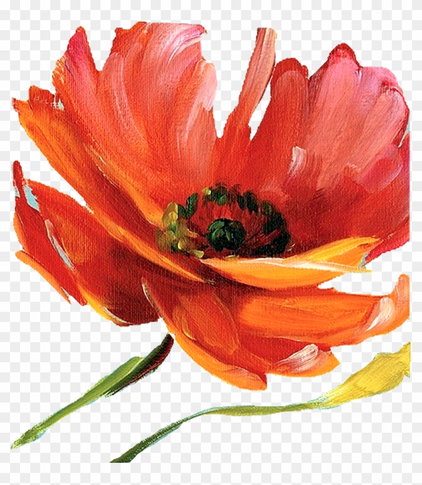 Decoupage Flower, Flower Painting, Flower Painting - Decoupage Flower, Flower Painting, Flower Painting #292417