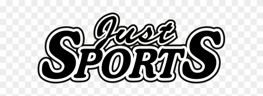 Just Sports - Black And White Sport Design #292460