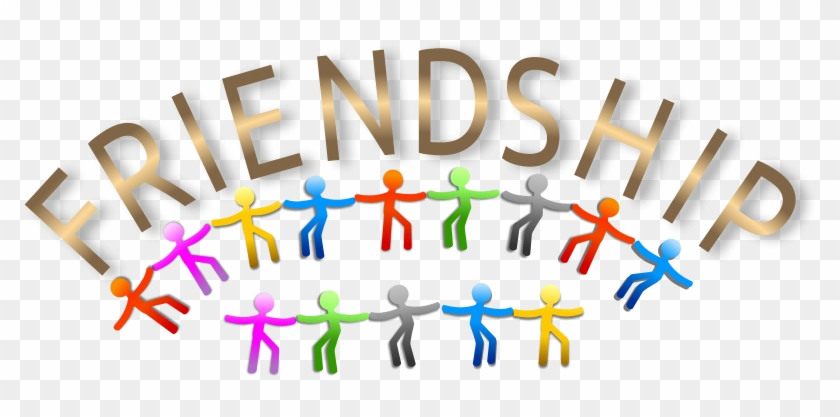 Images For Friendship - Friendship Clipart #292478