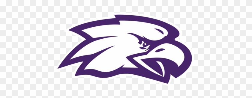 Eagles Purple Sports Information Png Logo - Asbury University Eagles #292495
