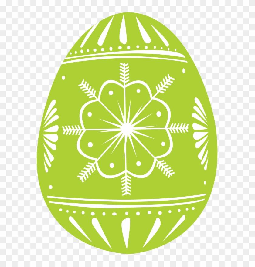 Free Egg Clipart - Easter Egg Clip Art #292551