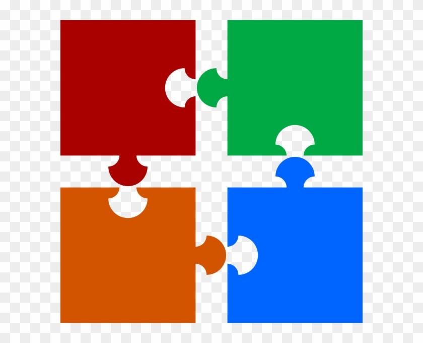 Puzzle Clip Art - Puzzle Pieces Clip Art #292595