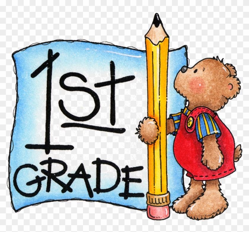 Kindergarten 1st Grade - First Grade Clip Art #292615