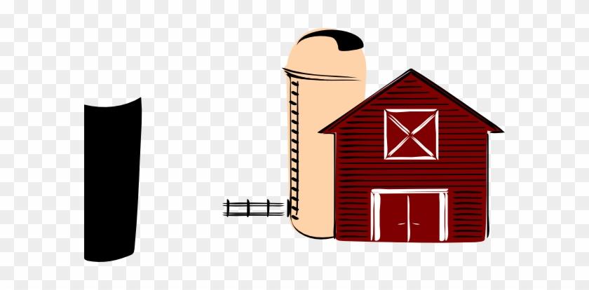 Traditional Barn Clip Art Vector Clip Art Free Clipartcow - Farm Clip Art #292632