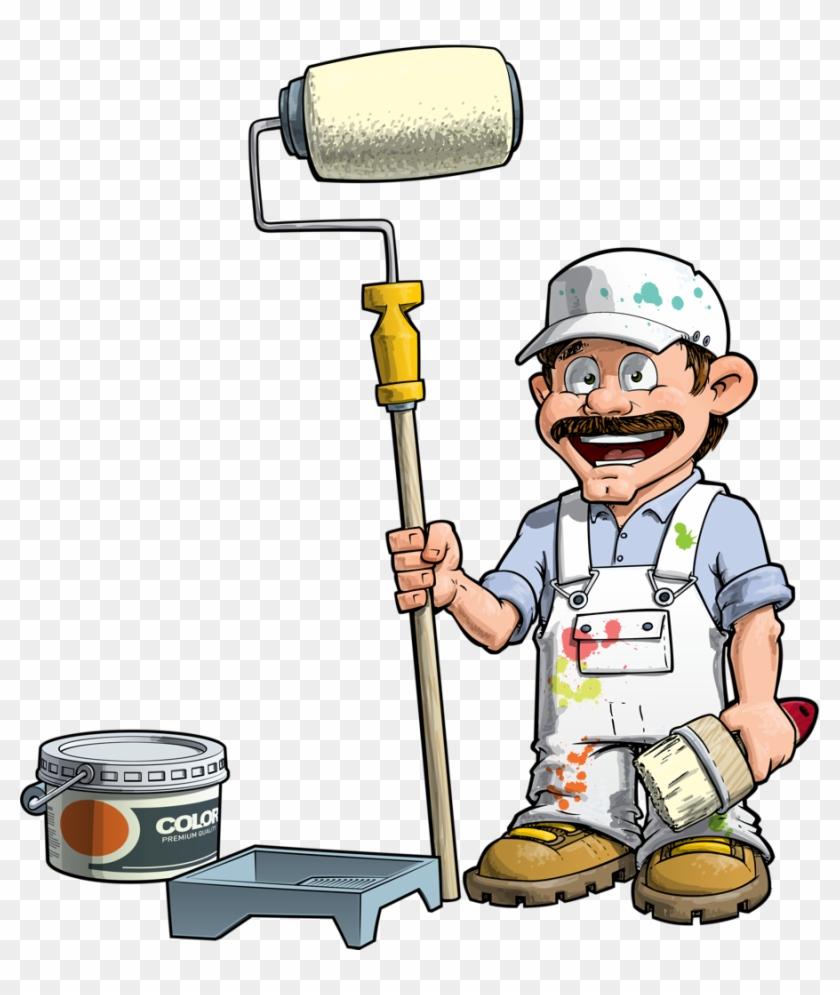 Craft - Community Helpers Painter #292650