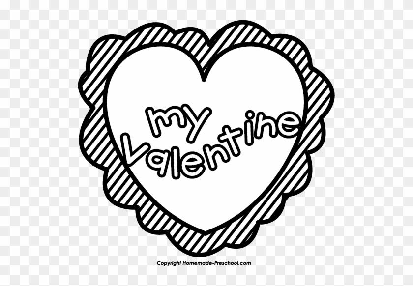 Home Free Clipart Valentines My Valentine