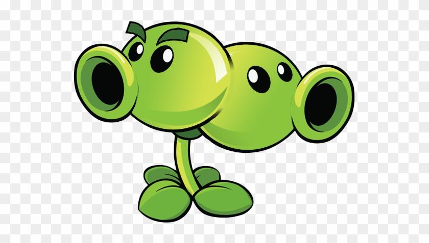 14 - - Plants Vs Zombies 2 Split Pea - Free Transparent PNG