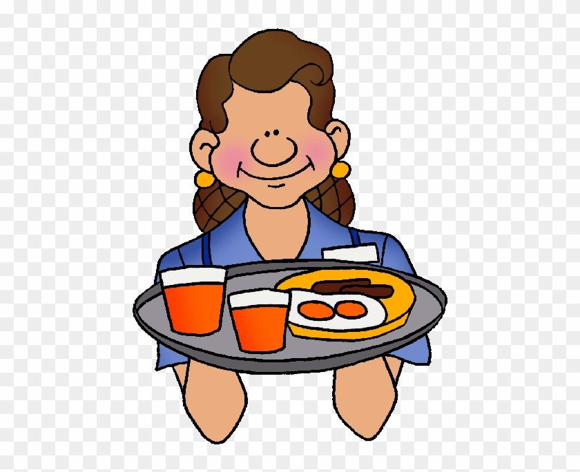 Food Service Clip Art #293156