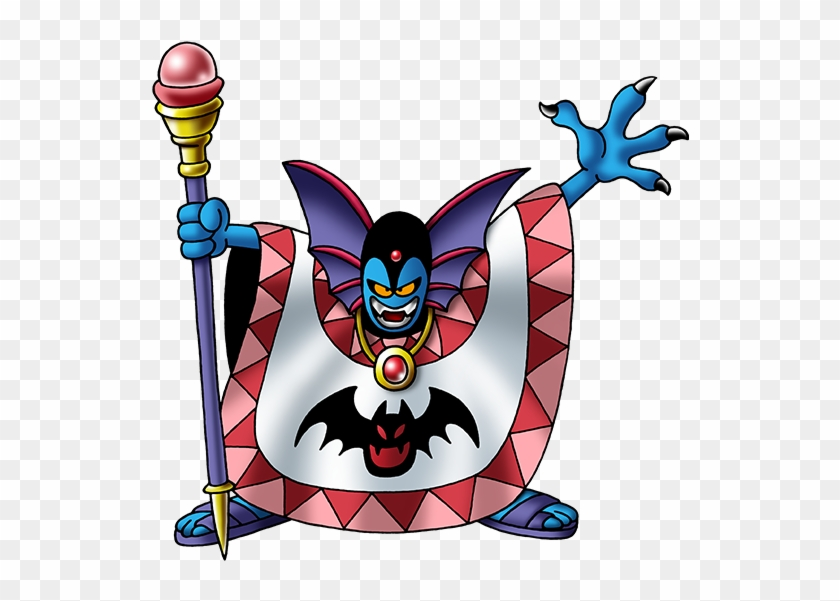 Dq S - Dragon Quest Monsters Joker 2 Hargon #293787