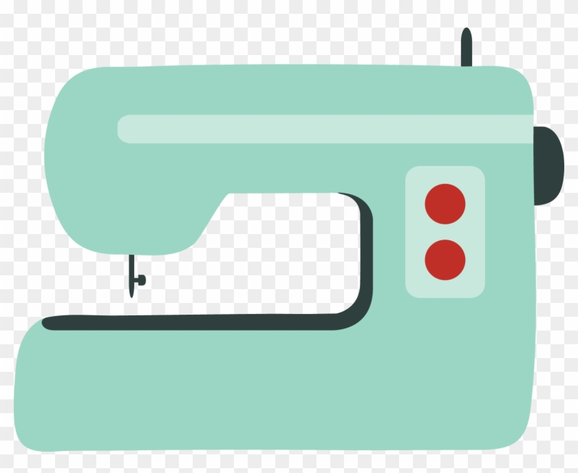 Learn To Sew On A Machine Sewing Machine Clipart Transparent Inspiration How To Learn To Sew On A Sewing Machine