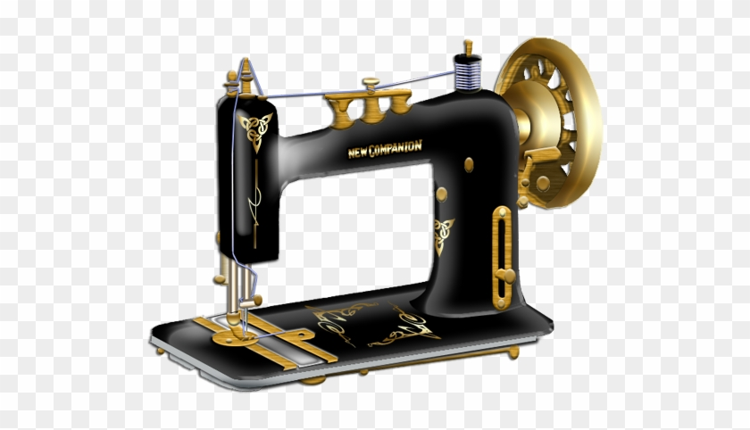 Sewing Machine Clip Art Found This Cool Sewing Machine - Sewing Machine Clip Art #293800