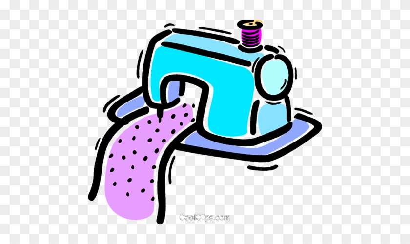 Simple Sewing Machine Clipart Industrial Sewing Machine - Sewing Machine Art Png #293814