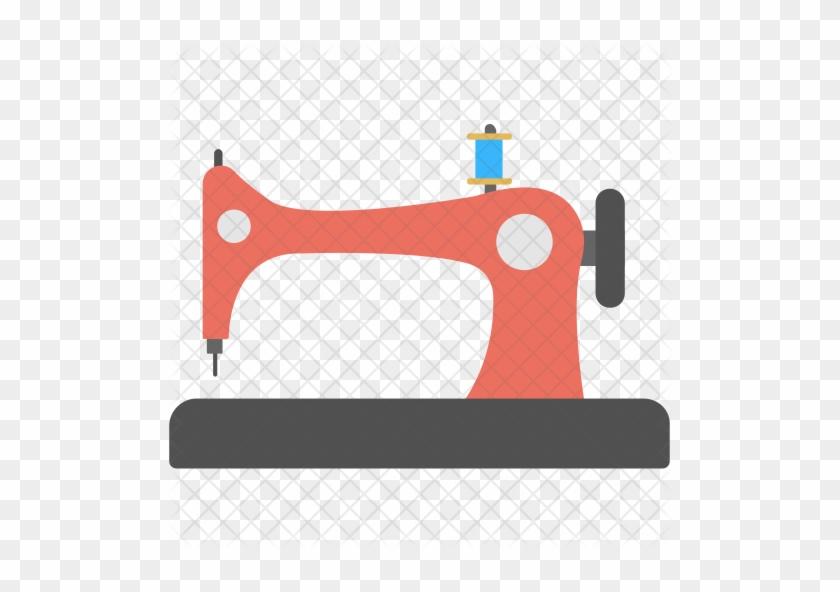 Sewing Machine Icon - Sewing Machine #293858