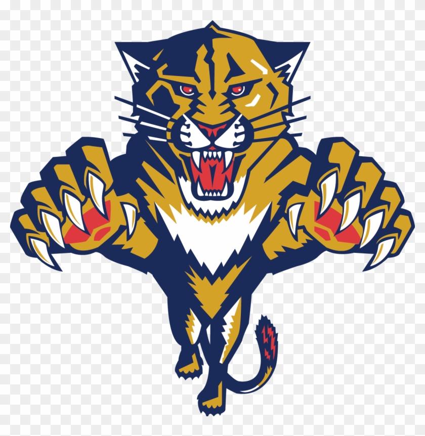 panther clipart hooray florida panthers logo free transparent