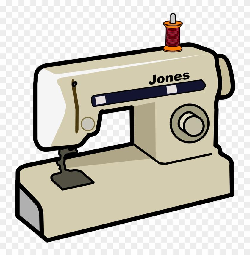 Sewing - Sewing Machine Cartoon No Background #294023