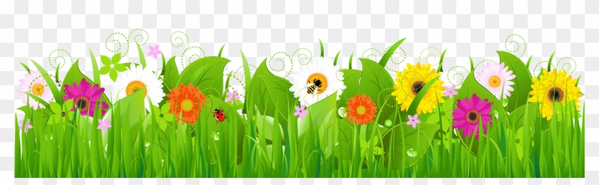 flowers free clip art grass clipart clipartbold good morning happy new year 294560