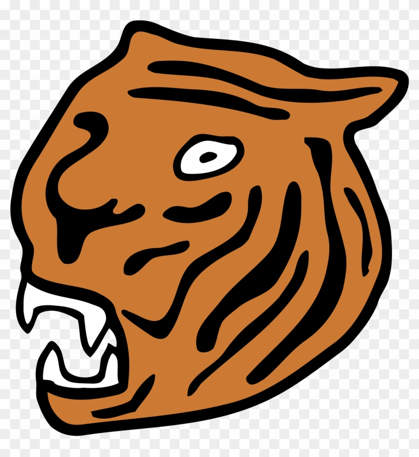 Hamilton Tigers Logo - Brand With Tiger Logo #294675