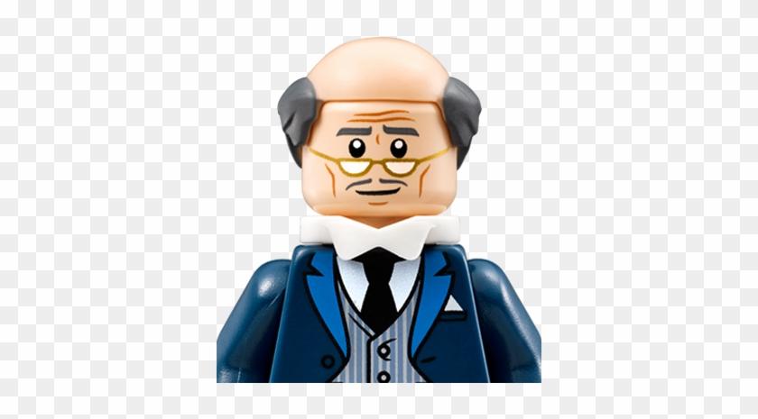 Alfred - Alfred Lego Batman Movie #295040