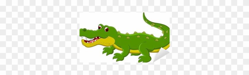 Alligator Cartoon #295132