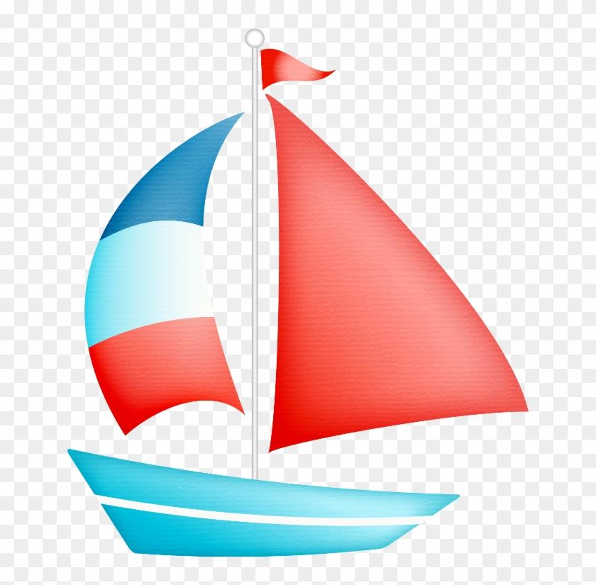 Sail Boat - Sailing Boat Clipart Png #295216