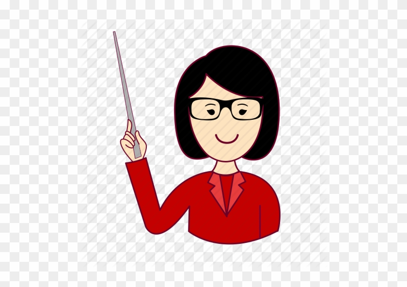 Asian Woman Professions - Asian Teacher Png #295507