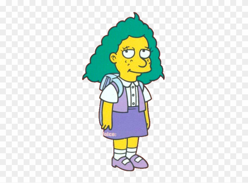 Png - Krusty The Clown Daughter #295562