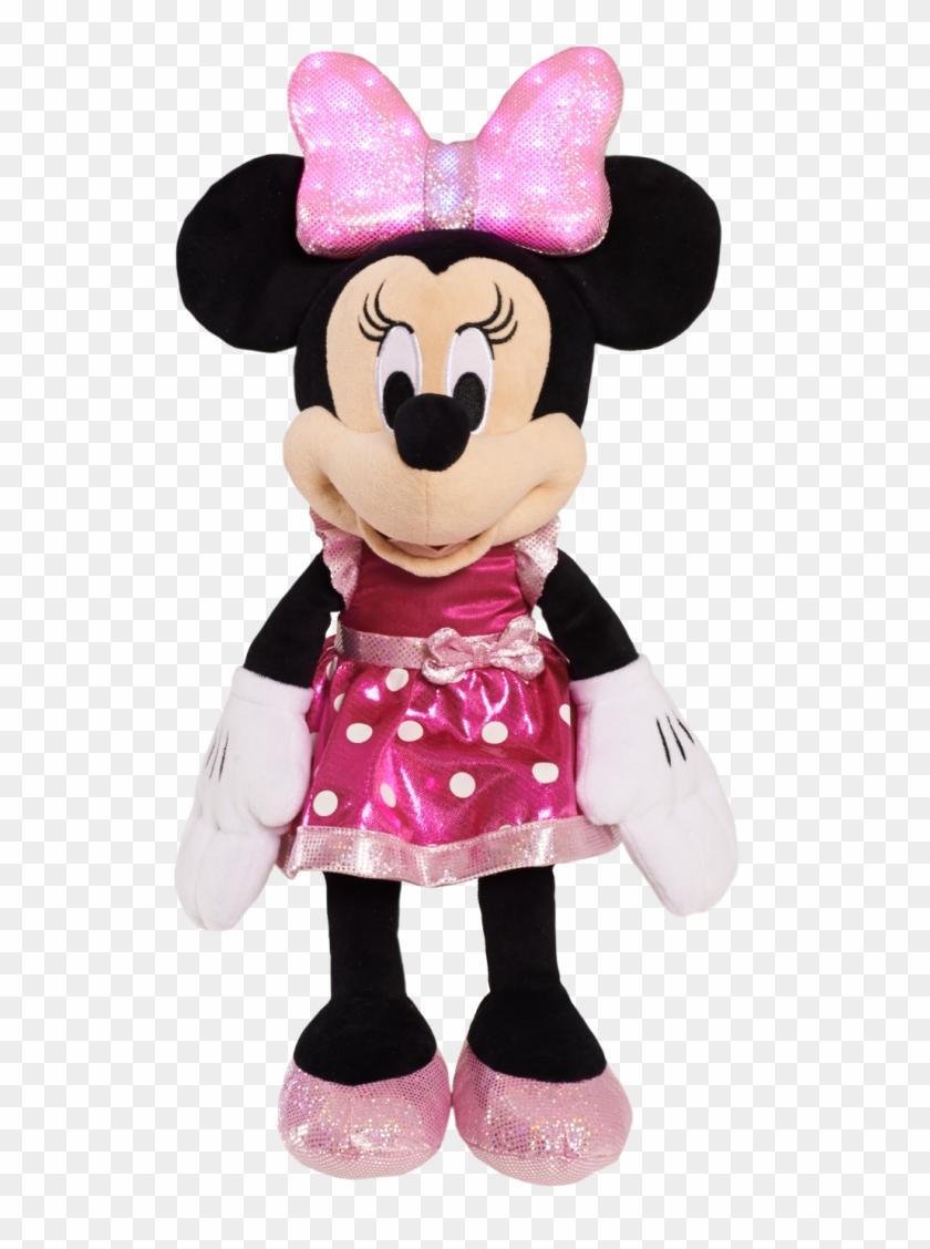 Plush Minnie Mouse Mickey Daisy Duck Stuffed