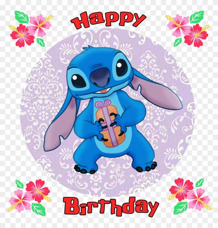 happy birthday stitch Happy Birthday From Stitch By Majkashinoda626   Lilo & Stitch  happy birthday stitch