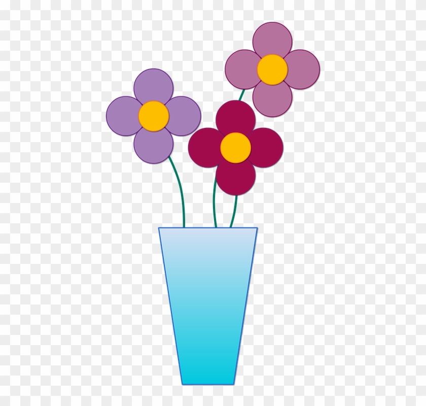 Vase Flowers Arrangement Flower Flower Arrangement Gambar