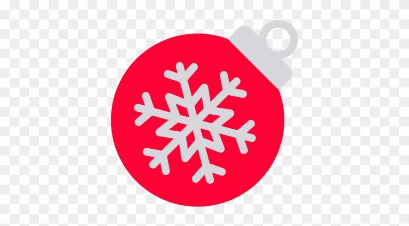 Snowflake Ball Christmas Xmas Decoration Light Boule De Noel