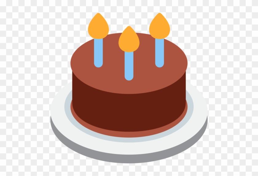 twitter snapchat birthday cake emoji free transparent png