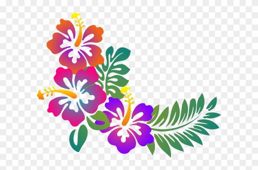 Craft - Hibiscus Flower Stencil #296322