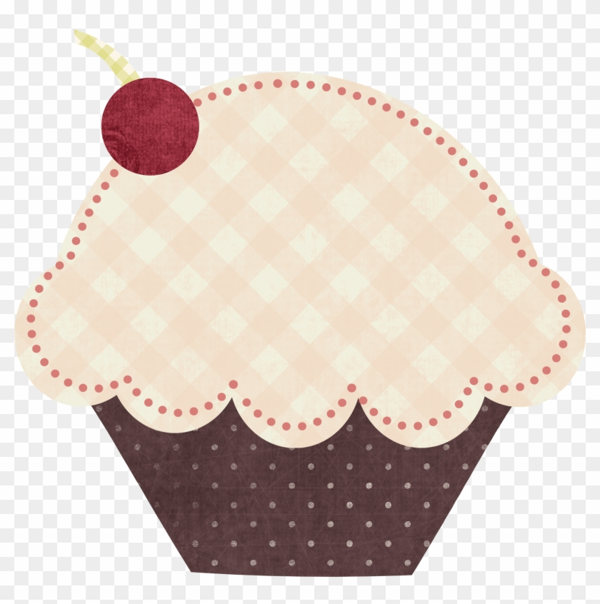 Free Clip Art From The Pumpkins And Posies Blog - Cute Cupcake Designs Photoshop #296422