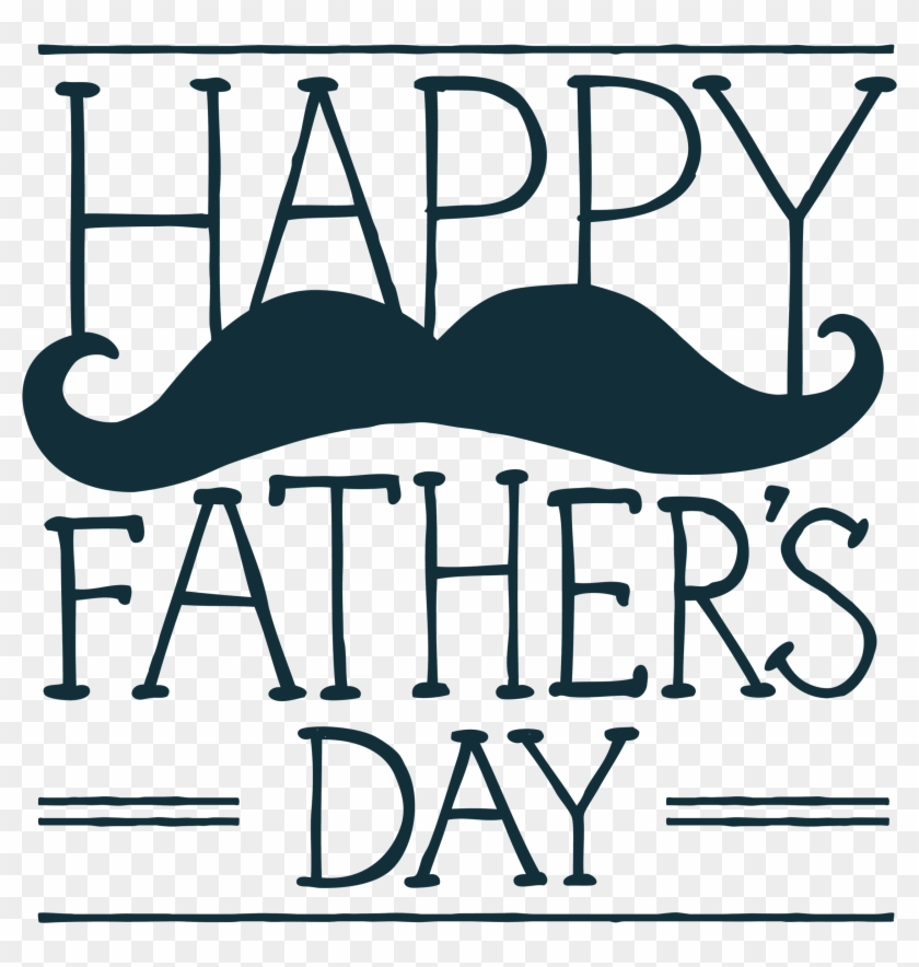 Father's Day Png Transparent Images - Happy Fathers Day Greetings Vector #296585
