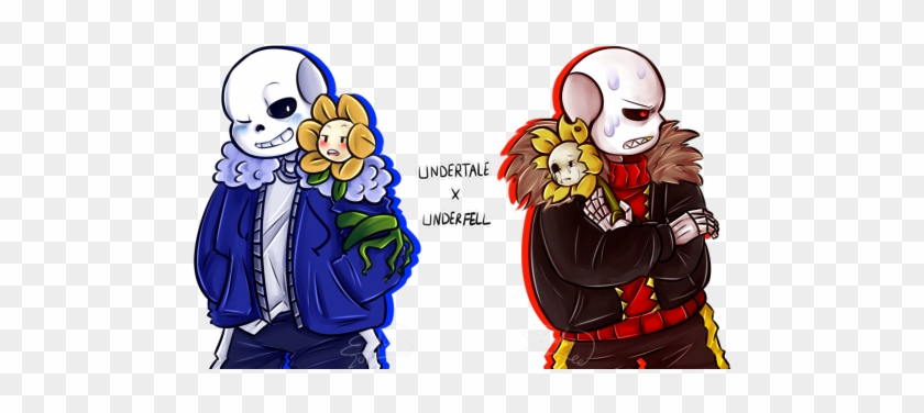 I Found An Old, Unfinished Underfell Fanfic Of Mine